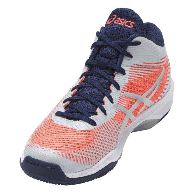 Buty do siatkówki damskie Asics Gel Volley Elite FF MT (B750N - 0696)