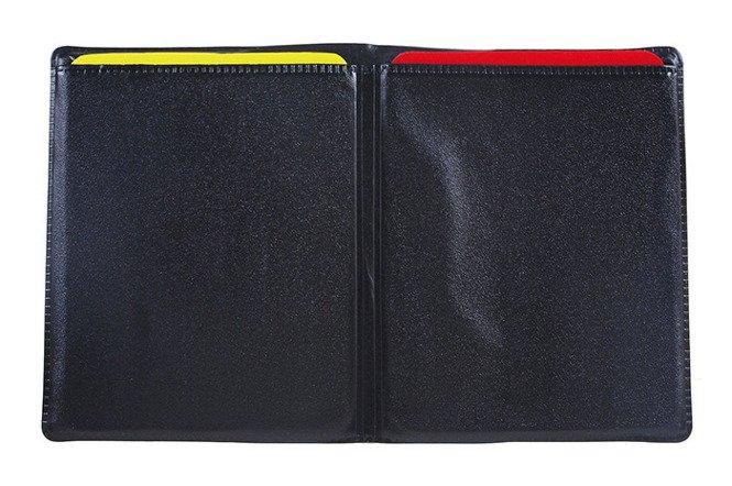 Kartki sędziowskie z notatnikiem VRC-220
