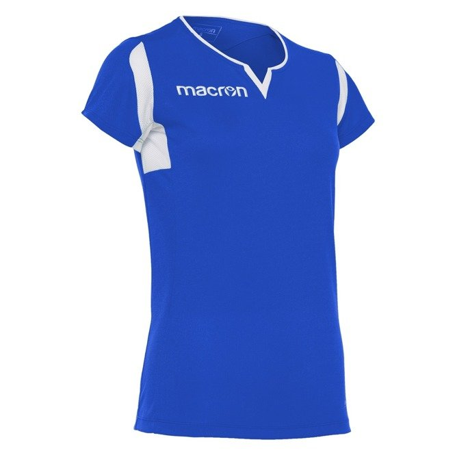 Koszulka siatkarska damska Macron Fluorine