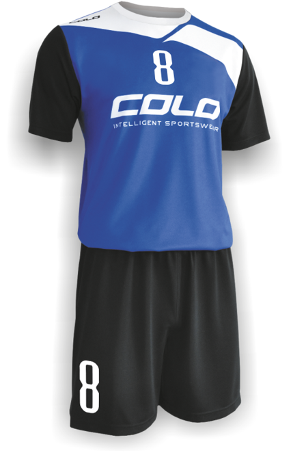 Strój do piłki ręcznej Colo Echo - SUBLIMACYJNY
