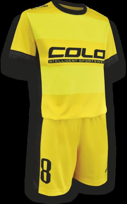 Strój piłkarski Colo Stich - SUBLIMACYJNY